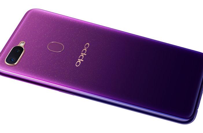 Цена Oppo F9