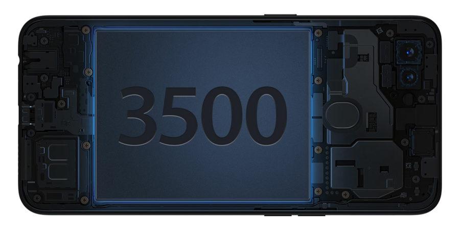 Аккумулятор Oppo F9