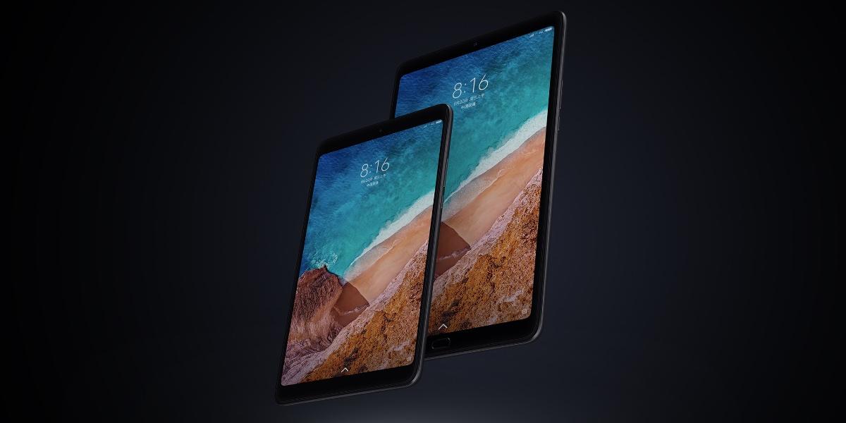 Xiaomi Mi Pad 4 Plus - большой и доступный