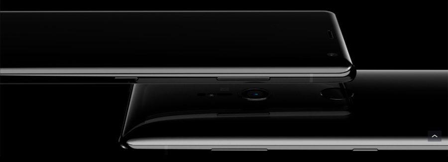 Дизайн Sony Xperia XZ3