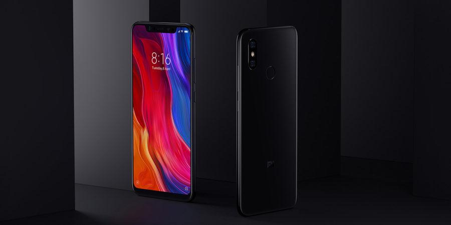 Xiaomi Mi8 цена