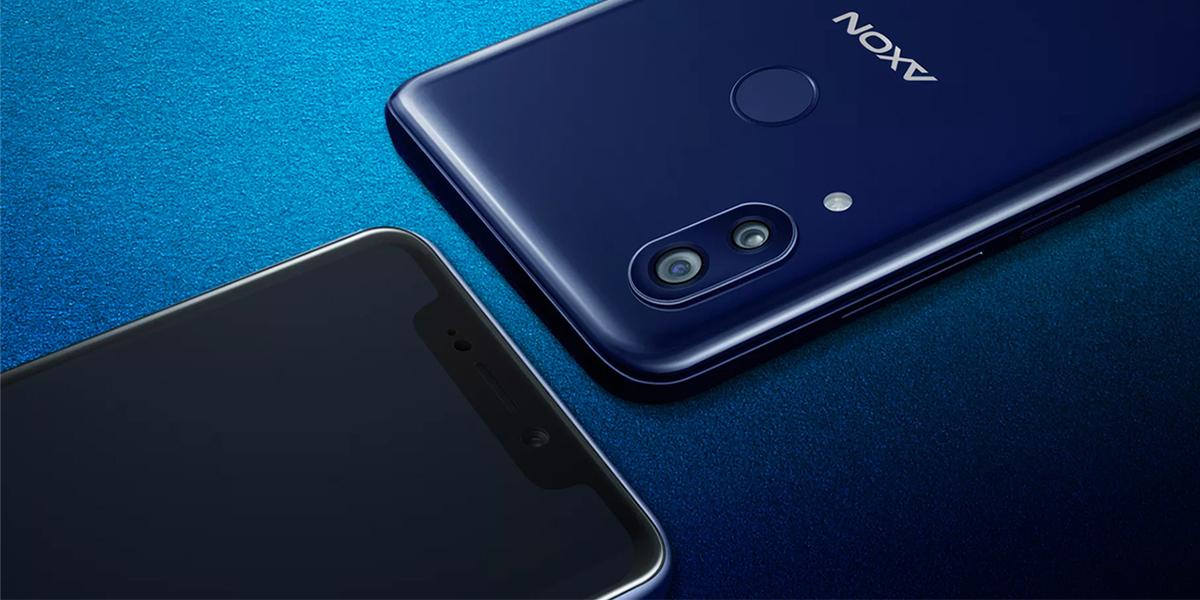 Купить ZTE Axon 9 Pro
