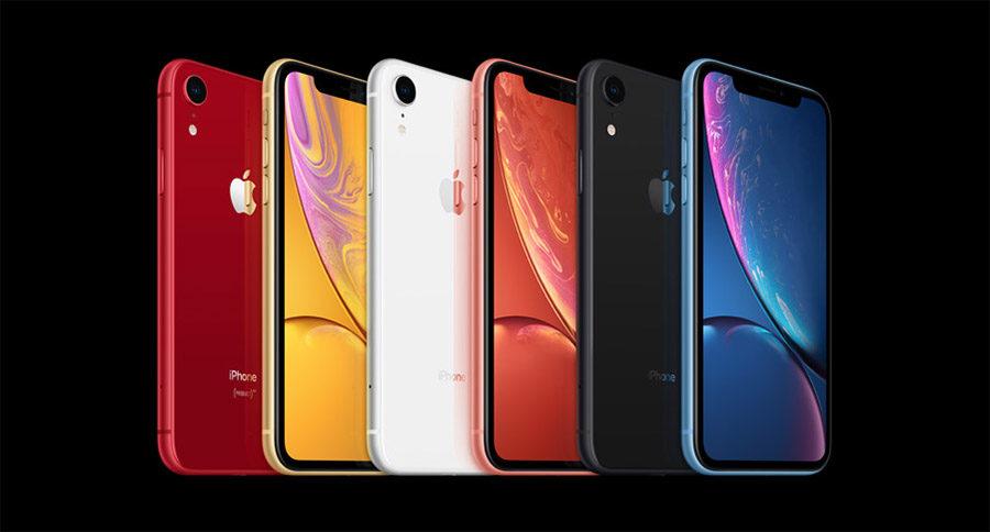 Чем отличается iPhone XR от iPhone X