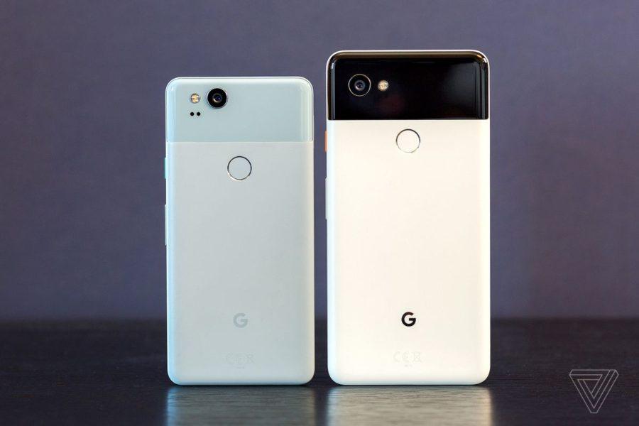 Google Pixel 2 и Google Pixel 2 XL Panda