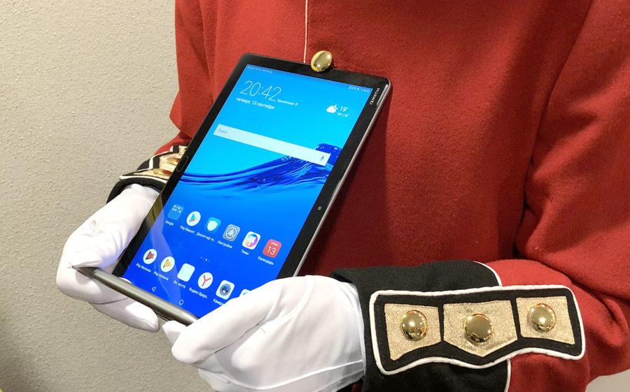Huawei MediaPad М5 lite реальный отзыв