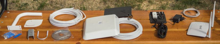 Полный комплект Интернет на даче от РЭМО