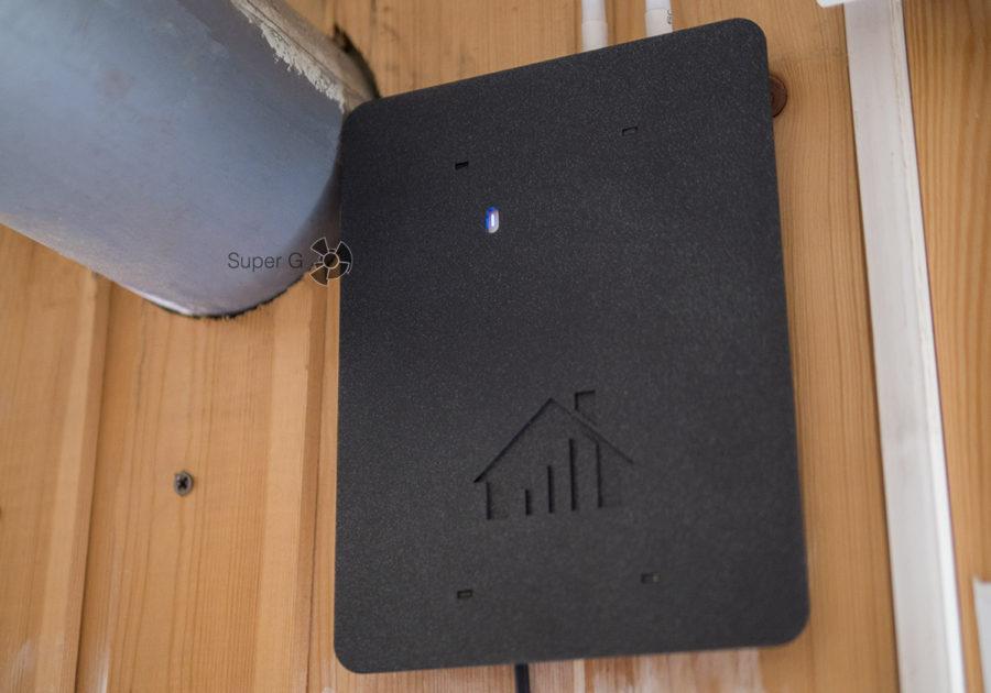 Верхняя крышка для держателя USB-модема