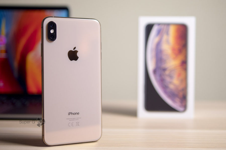 Купить iPhone XS Max 512 ГБ