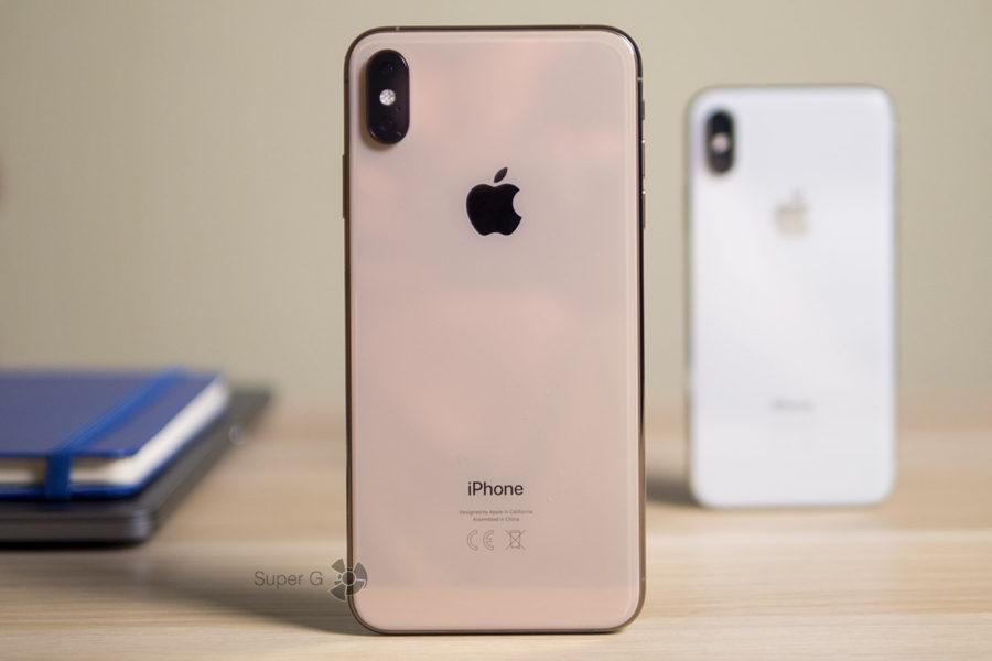 Характеристики iPhone XS Max и отличия от iPhone X