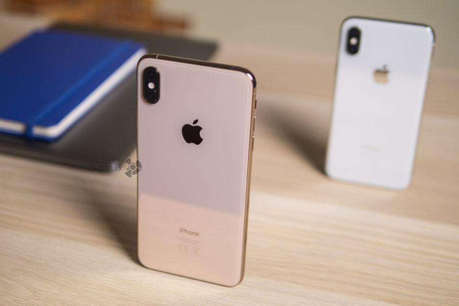 Отличие камеры iPhone XS Max от iPhone X