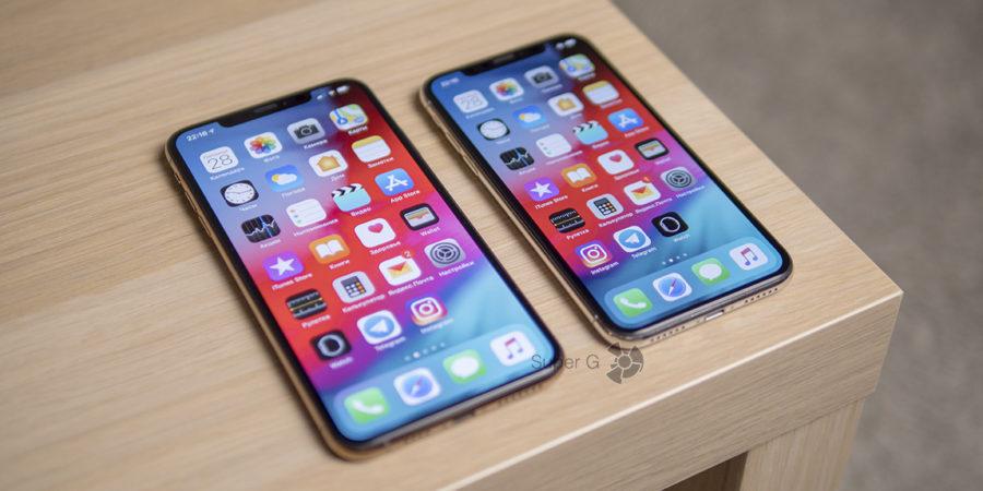 Отличия iPhone X от iPhone XS и XS Max