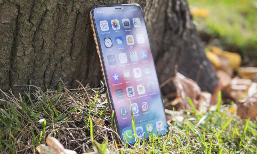 Полные характеристики iPhone XS Max и сравнение с iPhone XS / X