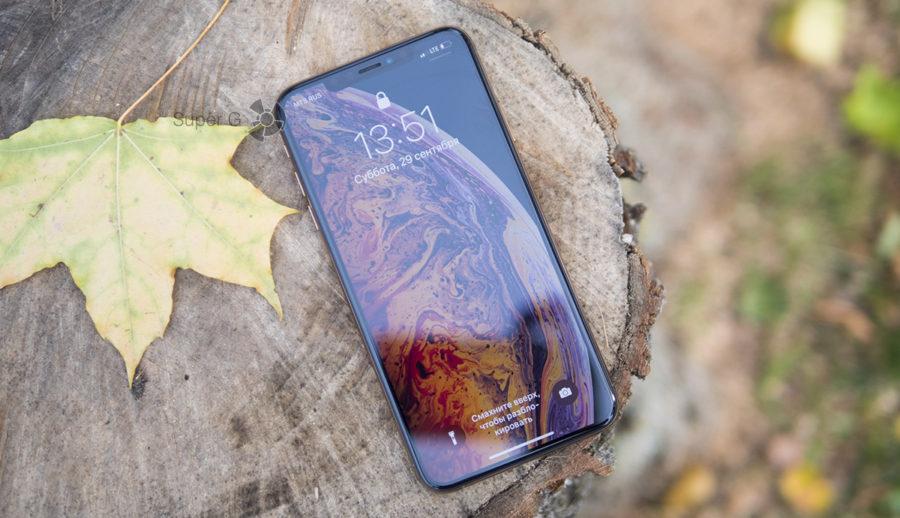 OLED-дисплей iPhone XS Max
