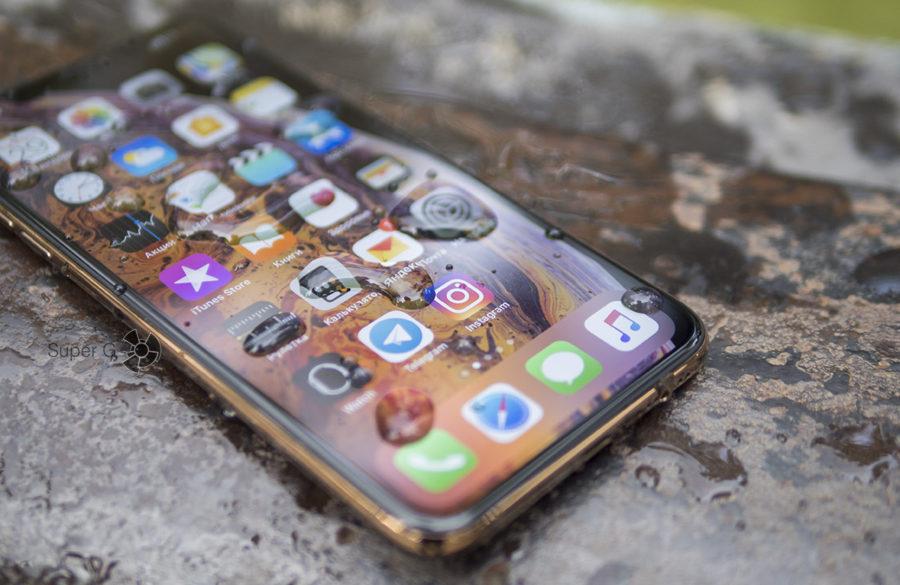 Экран iPhone XS Max 512 гб