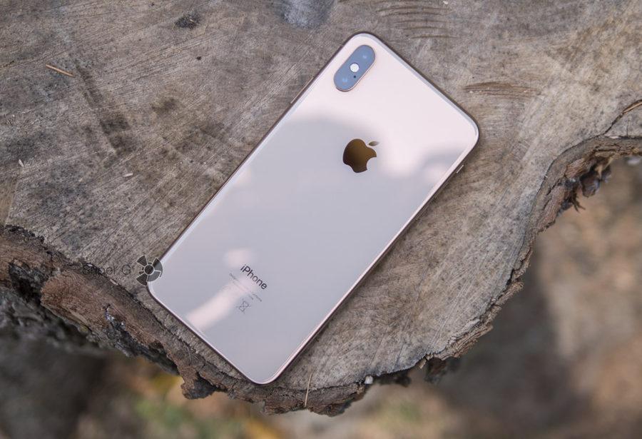 Цена iPhone XS Max золотой