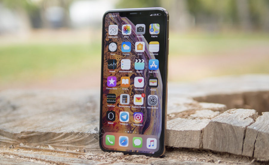 Дисплей Apple iPhone XS Max - OLED, 6,5 дюймов