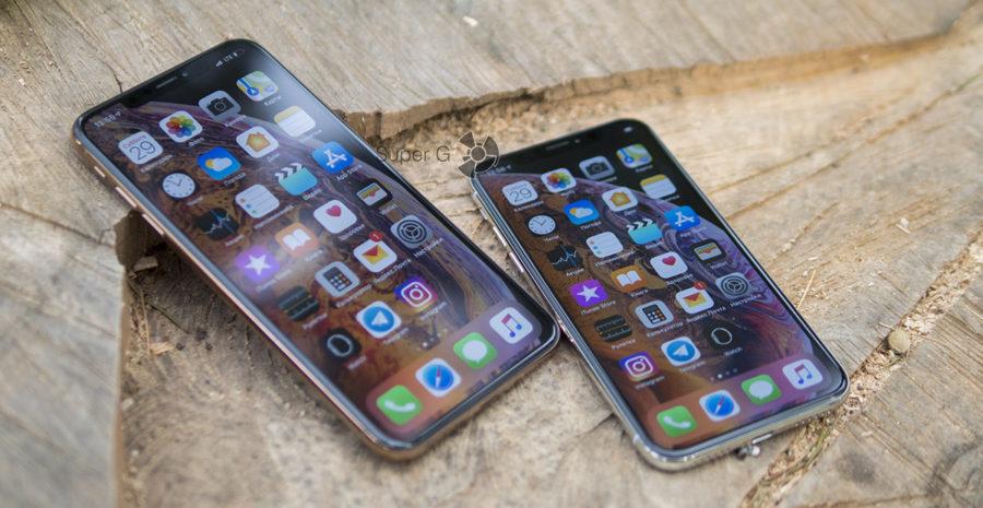 Сравнение камер Apple iPhone XS Max и iPhone X