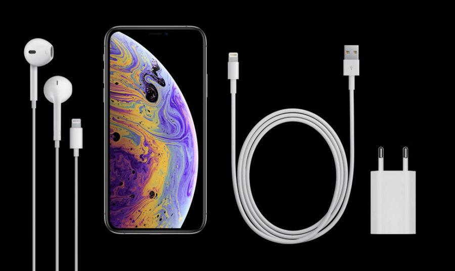 Комплектация iPhone Xs