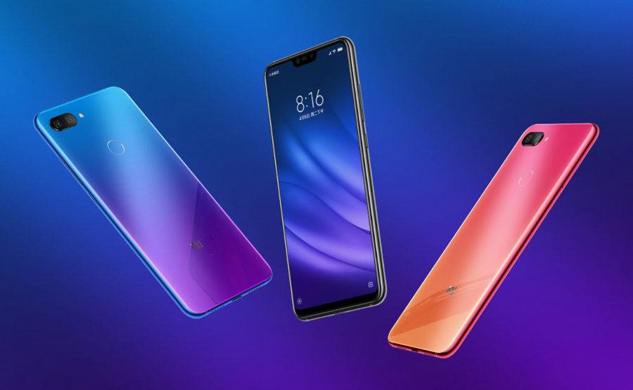 Xiaomi Mi8 Lite цены и дата выхода