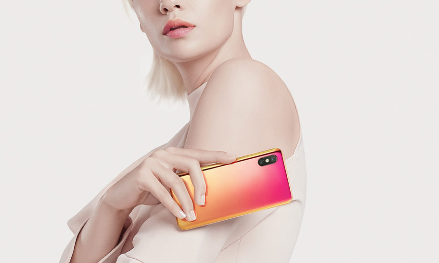 Xiaomi Mi8 Pro новый цвет