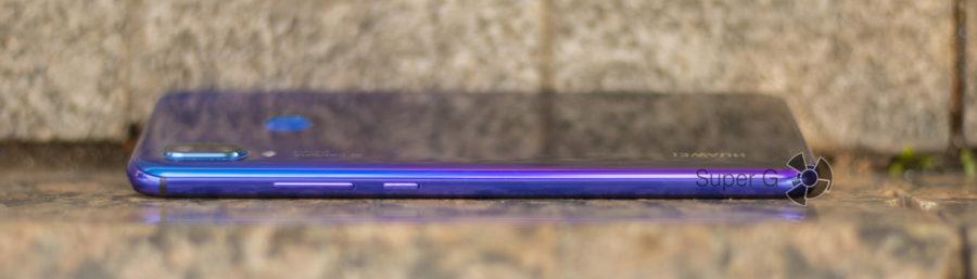 Звук Huawei Nova 3