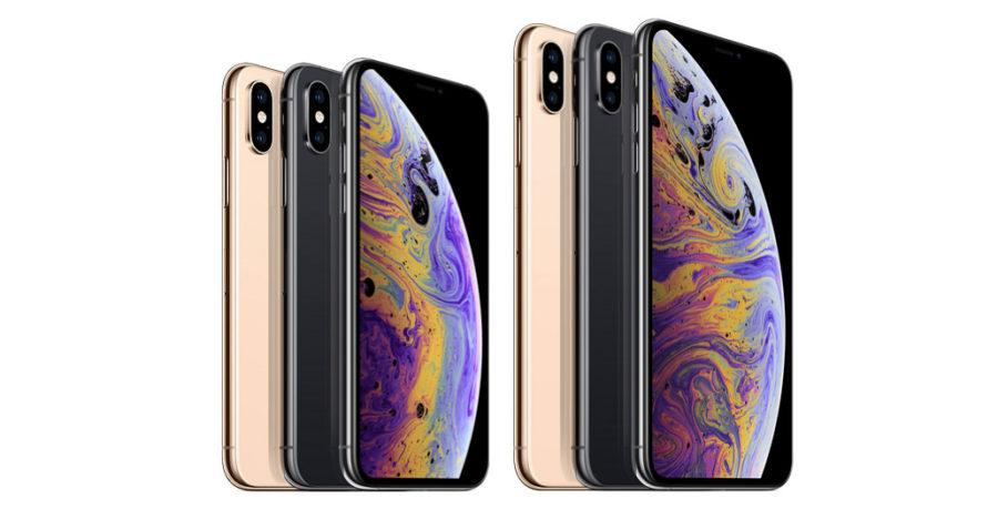 iPhone Xs и Xs цены и модификации