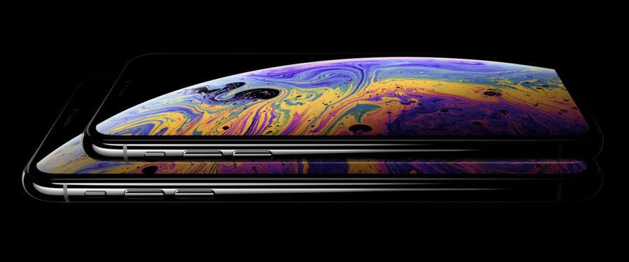 iPhone Xs и iPhone Xs Max спейс грэй