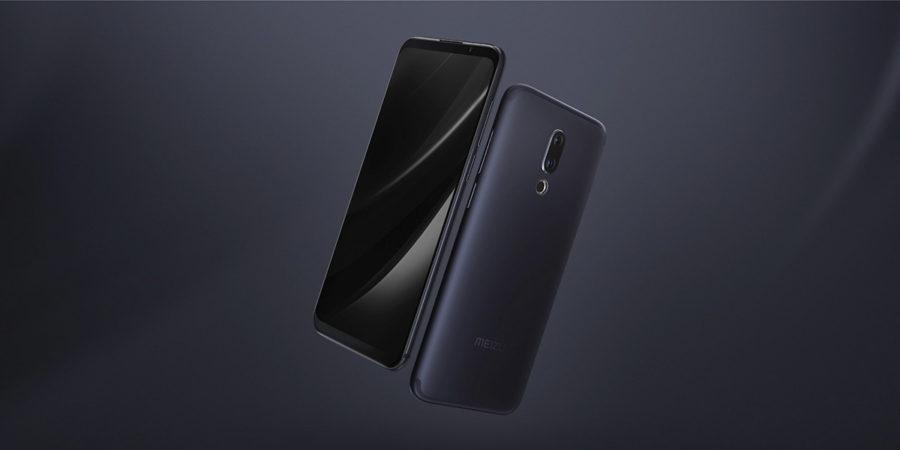 Meizu 16X чёрный