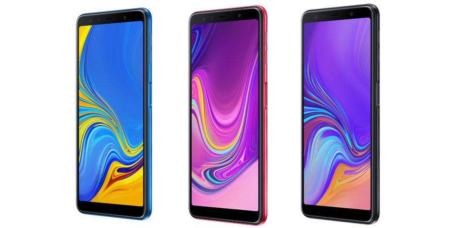 Экран Samsung Galaxy A7 (2018)
