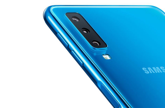 Цена Samsung Galaxy A7 (2018)