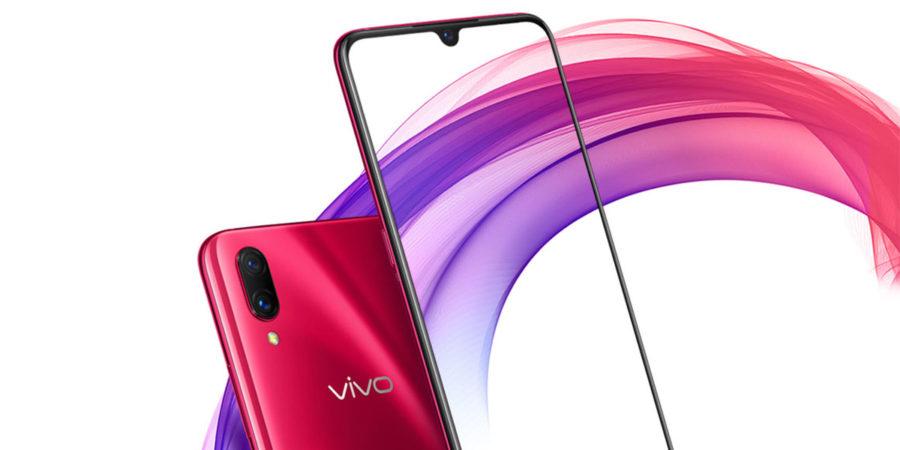 Дизайн Vivo X23