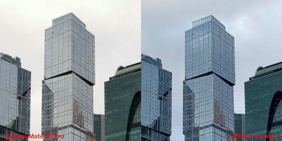 Сравнение камеры Huawei Mate 20 и iPhone Xs Max - день (3)