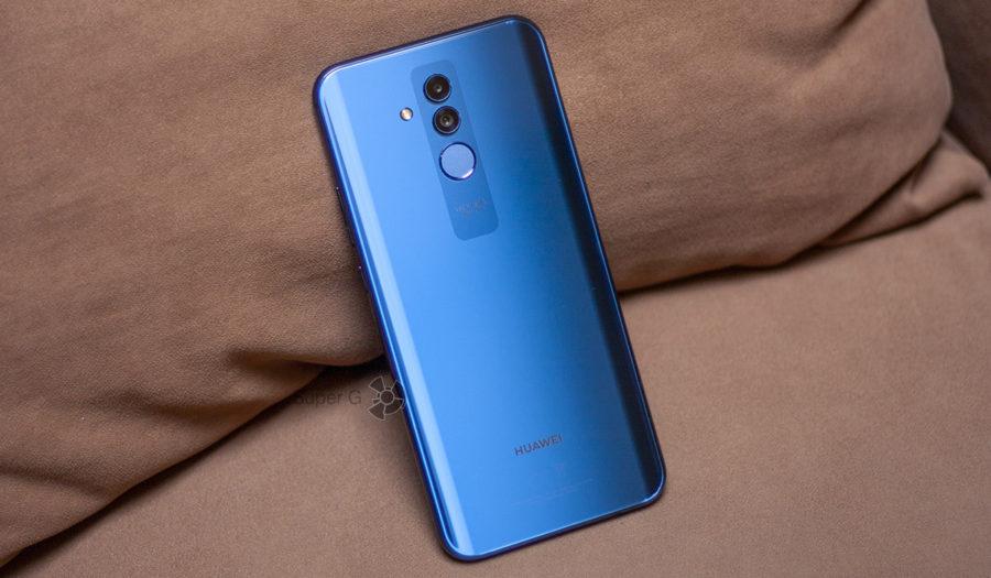 Тест камер Huawei Mate 20 Lite