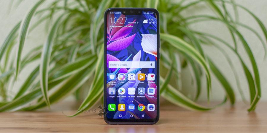 Отзывы Huawei Mate 20 Lite