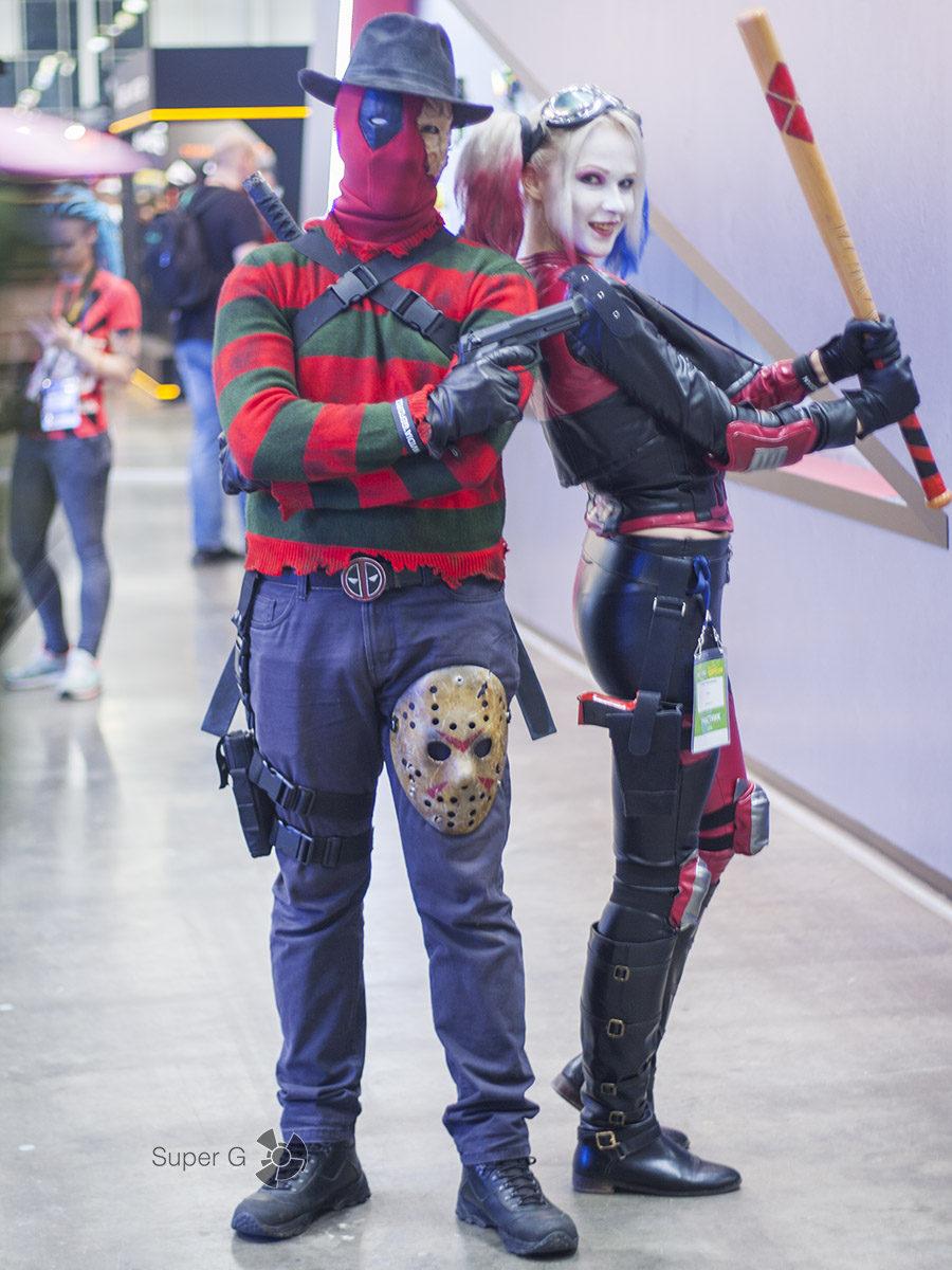 Харли Квинн Comic Con