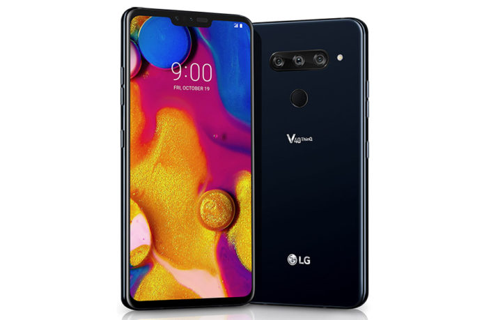 LG V40 ThinQ full specifications