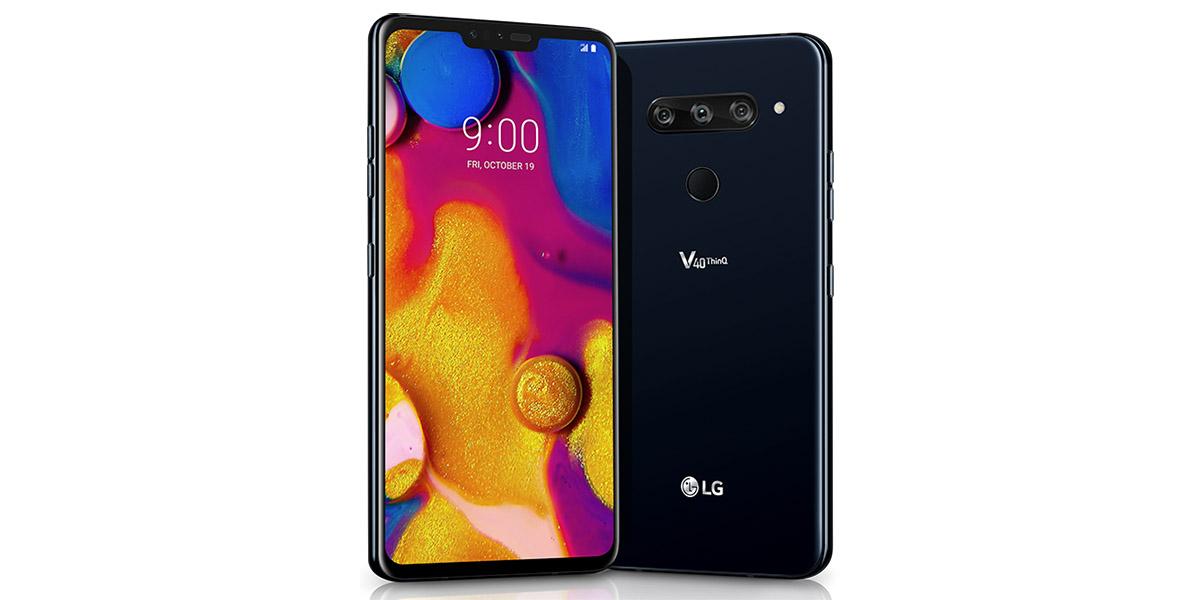LG V40 ThinQ full specifications