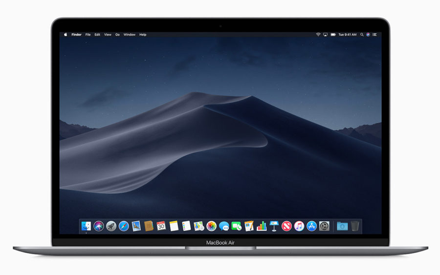 MacBook Air macOS Mojave