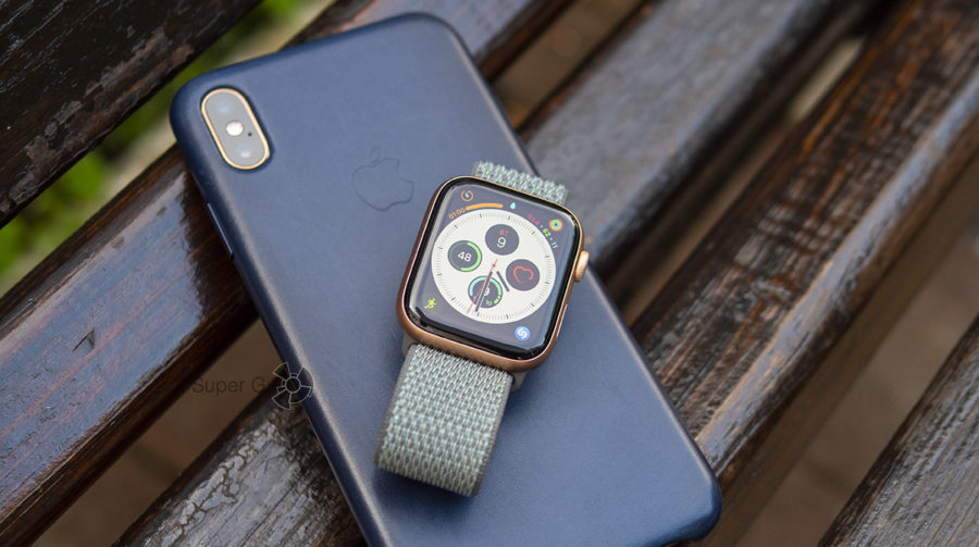Купить Apple Watch Series 4 44 мм