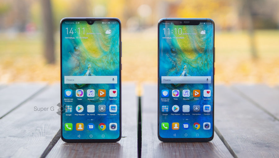 Обзор Huawei Mate 20 и Huawei Mate 20 Pro