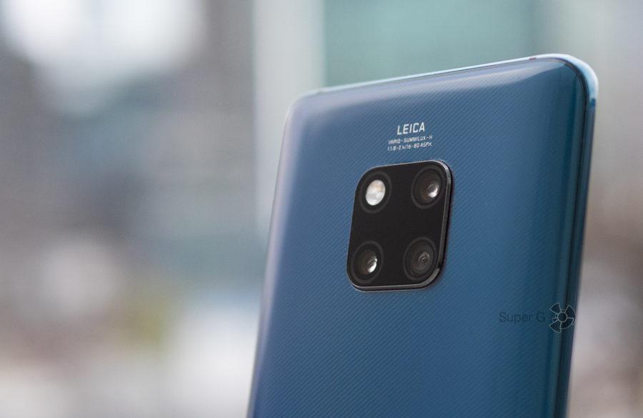 Примеры фото с камер Huawei Mate 20 Pro