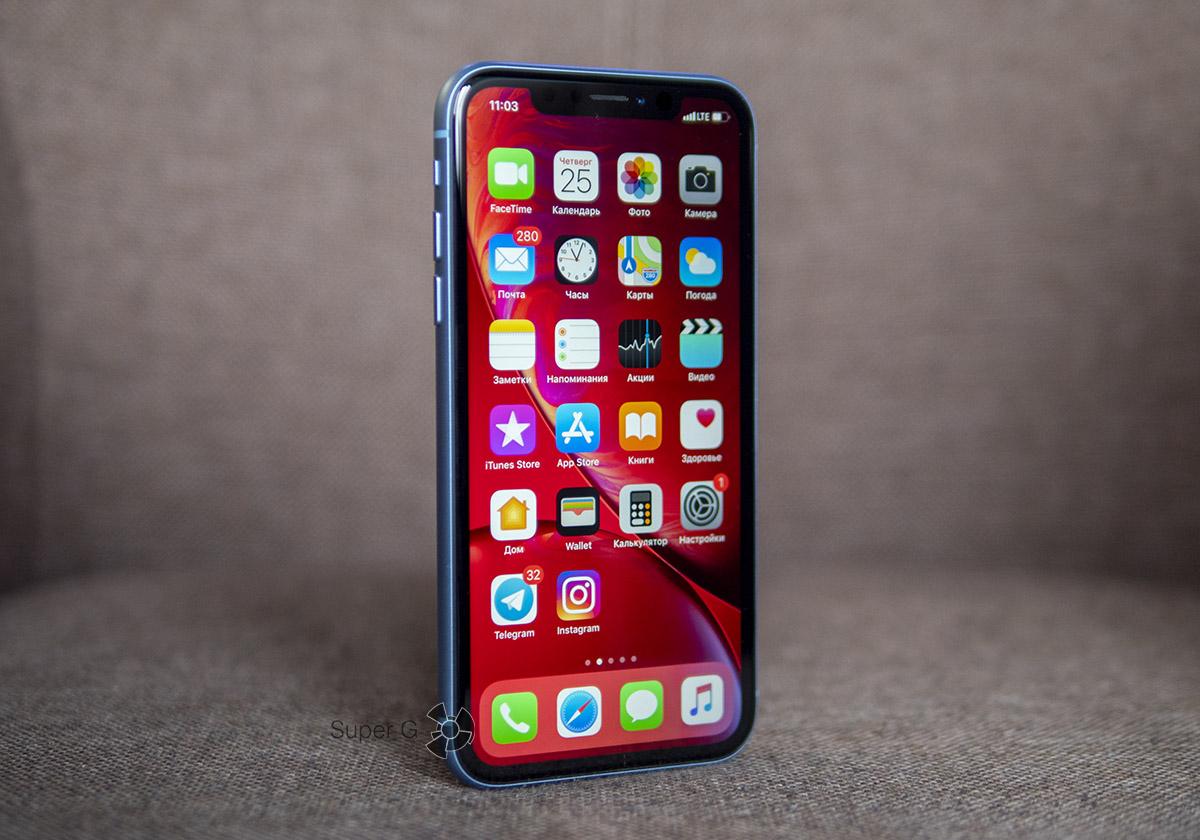 Отличия iPhone Xr