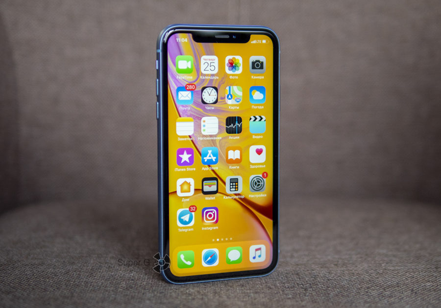 Обои iPhone Xr