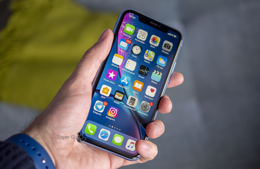 iPhone Xr в России