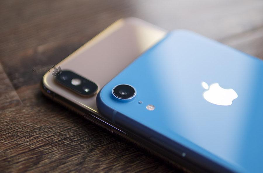 Чем отличается камера iPhone Xr от iPhone Xs Max