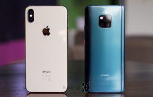 Тест камер iPhone Xs Max и Huawei Mate 20 Pro — выбираем лучшую камеру