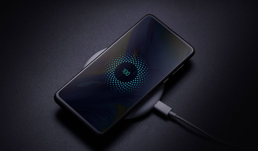 Wireless charging Xiaomi Mi MIX 3