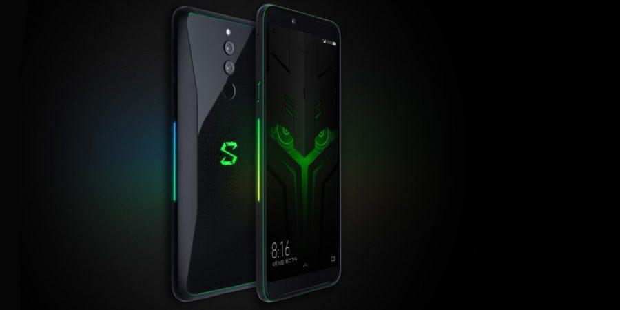 Xiaomi Black Shark Helo - первый в мире смартфон с 10 ГБ оперативки