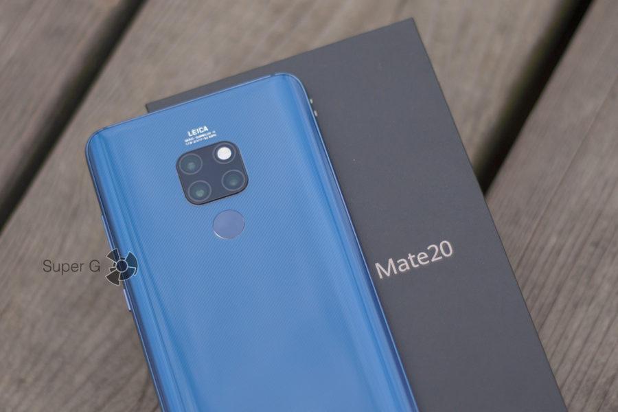 Price Huawei Mate 20