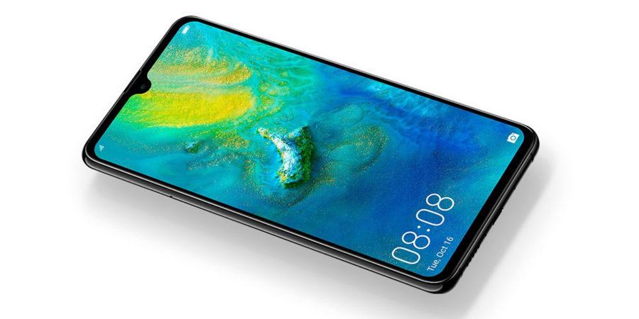 Экран Huawei Mate 20